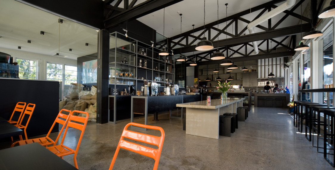 Commercial Interiors Atomic Cafe Aspec
