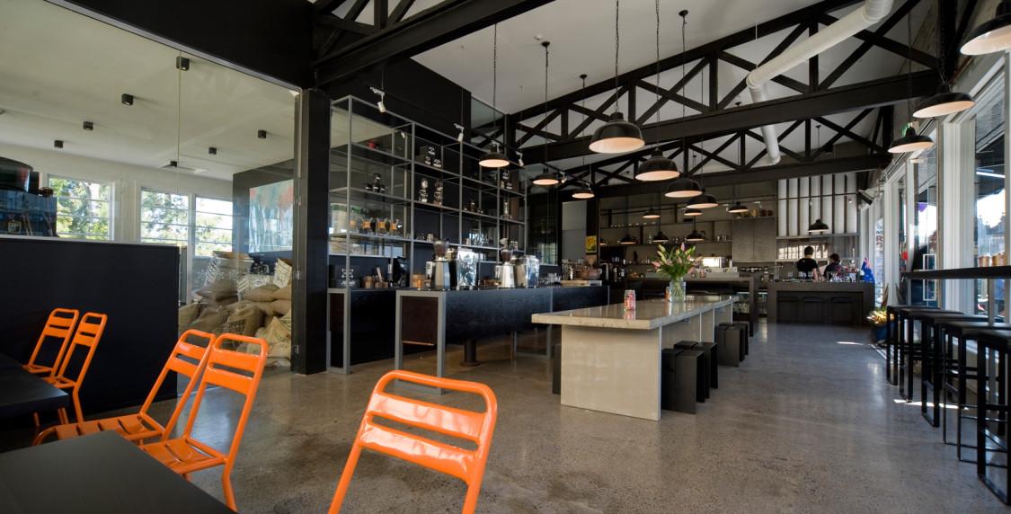 Commercial Interiors Atomic Cafe Aspec