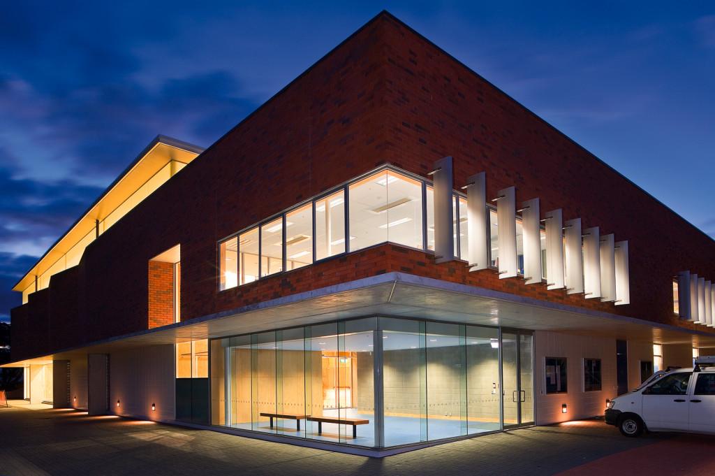 Construction Business Auckland Grammar School Gymnasium