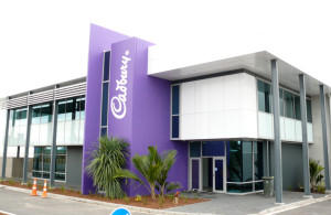 Construction Company Cadbury Distribution Centre