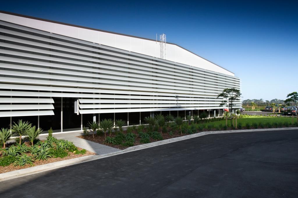 Building Construction Expeditors Warehouse Aspec