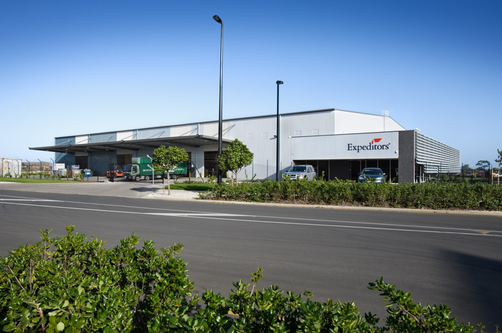 Building Structures Expeditors Warehouse Aspec