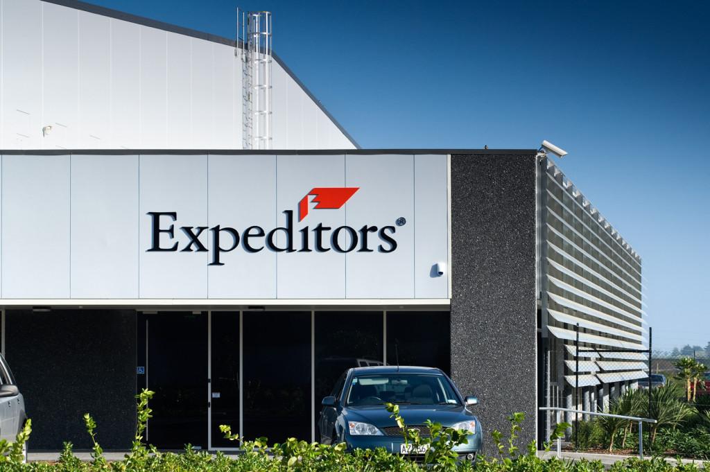 Building Construction Expeditors Warehouse Aspec Construction