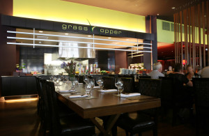 Commercial Interiors Grasshopper Bar Restaurant Aspec Construction