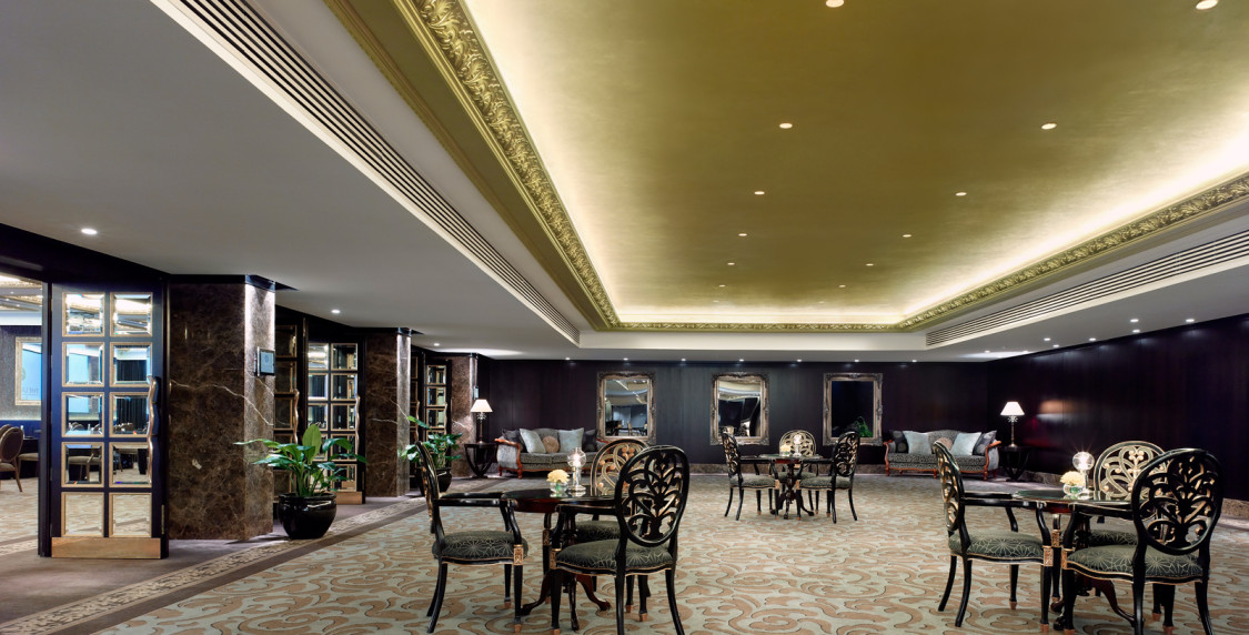 Commercial Interiors Langham Hotel Aspec Construction Builders