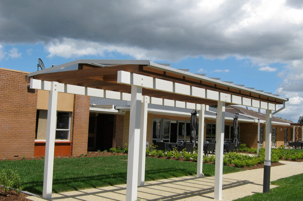 Construction Builders Meadowbank Retirement Village
