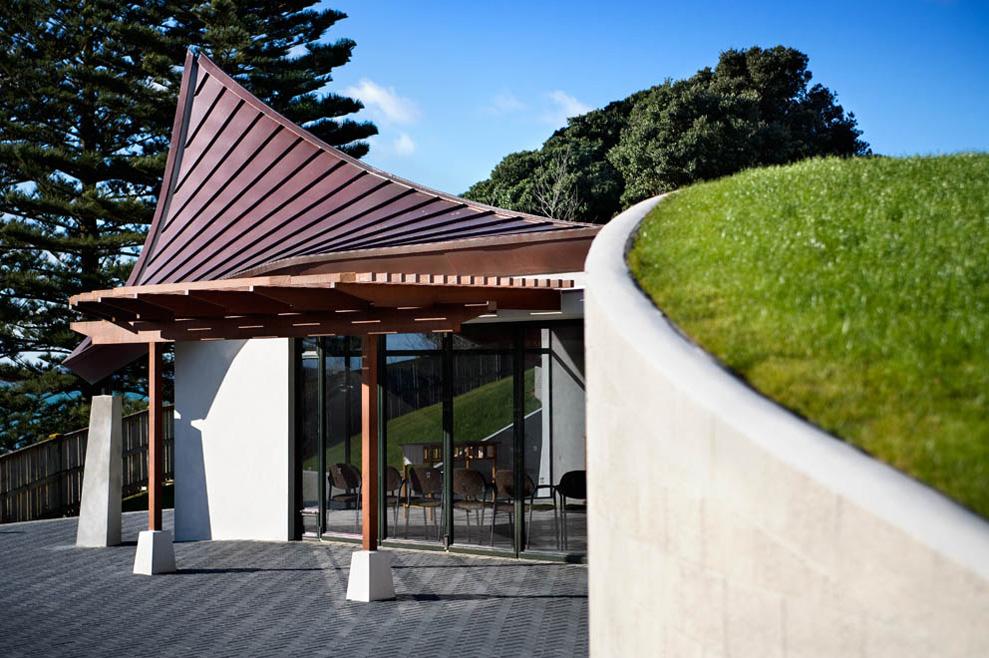 Construction NZ Vaughan Park Chapel Aspec Construction