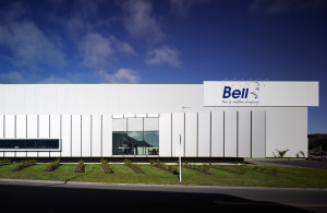 Design and Build Bell Tea Office Warehouse Construction Builders Aspec