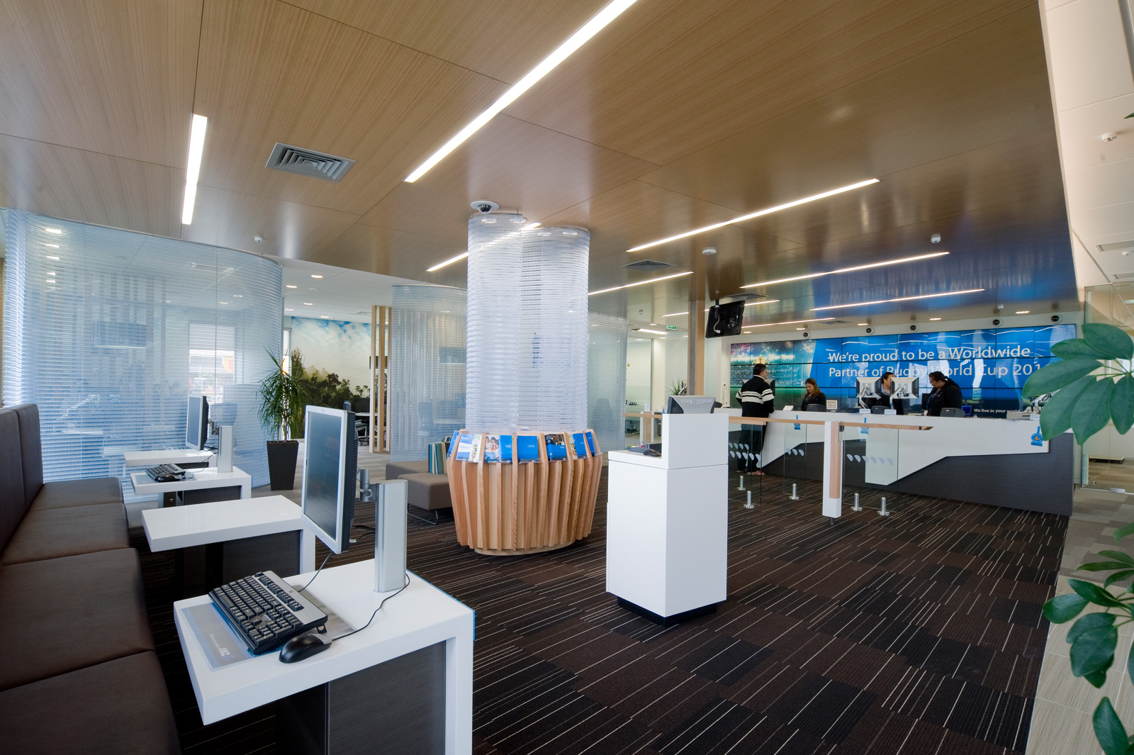 Interiors project categories for Commercial interior design