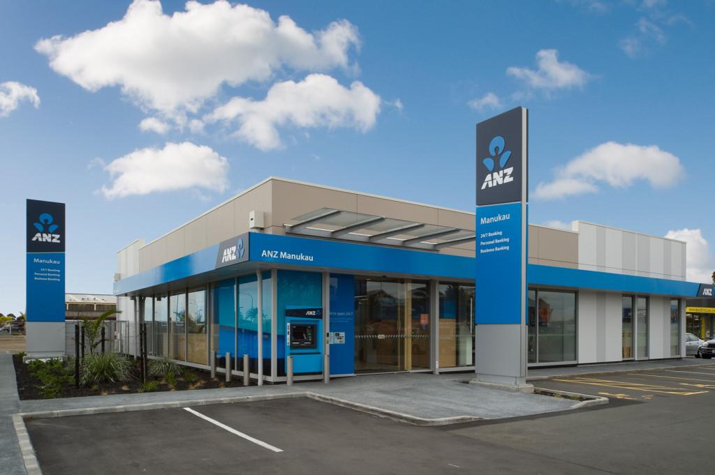 Corporate Interiors ANZ Bank Manukau