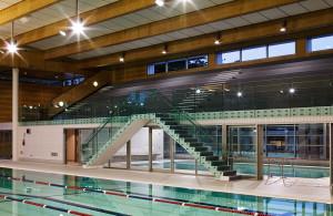 Building Construction Diocesan School for Girls Aquatic Centre