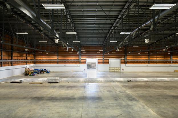 Building Construction ASB Showgrounds Logan Campbell Centre Upgrade Aspec