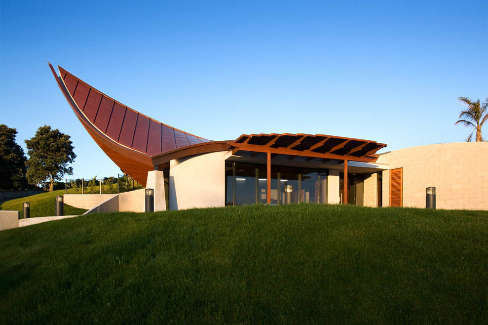 Building Construction NZ Vaughan Park Chapel Aspec Construction