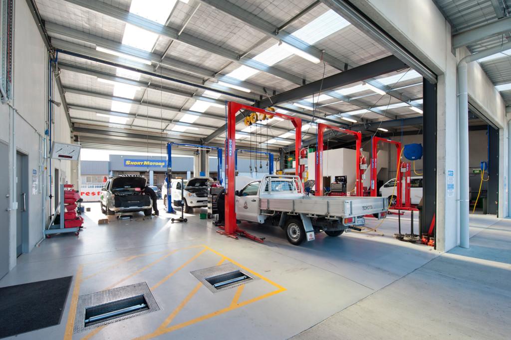 Building Construction NZ Toyota Takanini Aspec