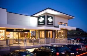 Commercial Builders Lunn Ave Retail Centre Aspec Construction