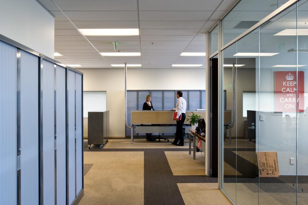 Commercial Interiors Bell Tea Office Warehouse Aspec