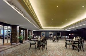 Commercial Interiors Langham Hotel Aspec Construction Builders