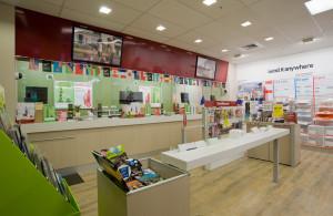 Commercial Interiors Westgate Post Office Aspec Construction