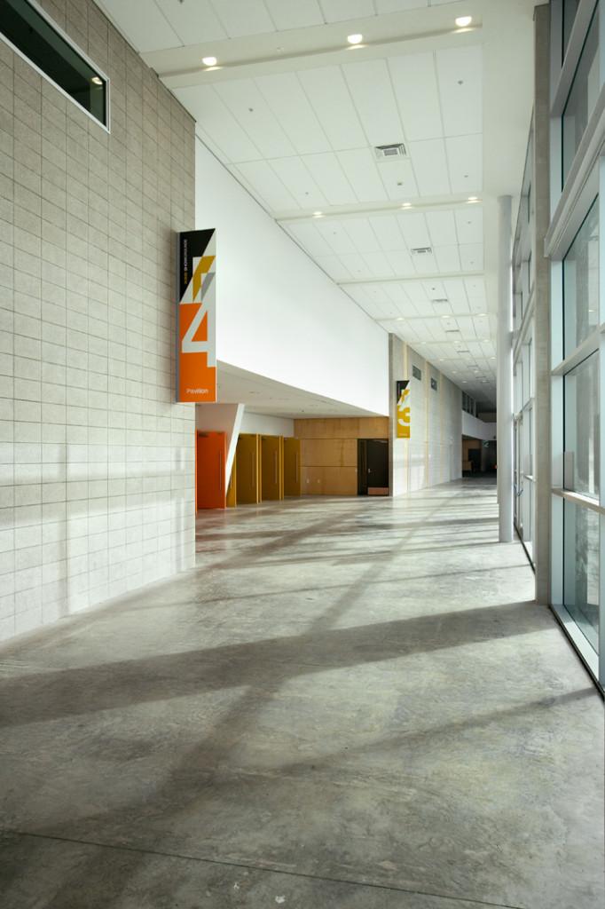 Construction Builders ASB Showgrounds Exhibition Hall Aspec