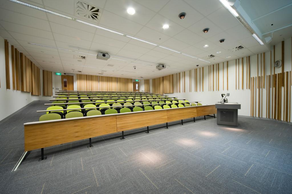 Construction Company University of Auckland Building Aspec