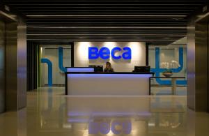 Corporate Interiors Beca Aspec Construction