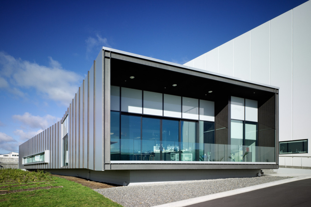 Design and Build Bell Tea Office Warehouse Construction