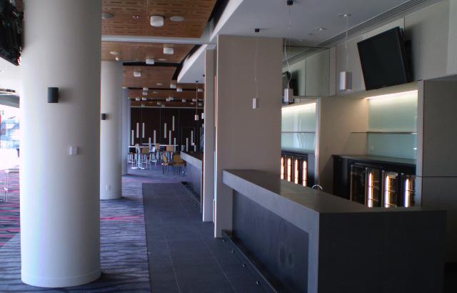 Eden Park Event Management Aspec Construction
