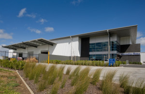 New Zealand Construction Companies Mercedes Office and Warehouse