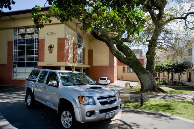 Preventative Maintenance Kings School Aspec Construction