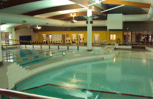 Building Construction Massey Park Aquatic Centre